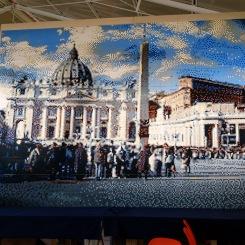 Basilica di San Pietro @ ItLUG Latina 2015